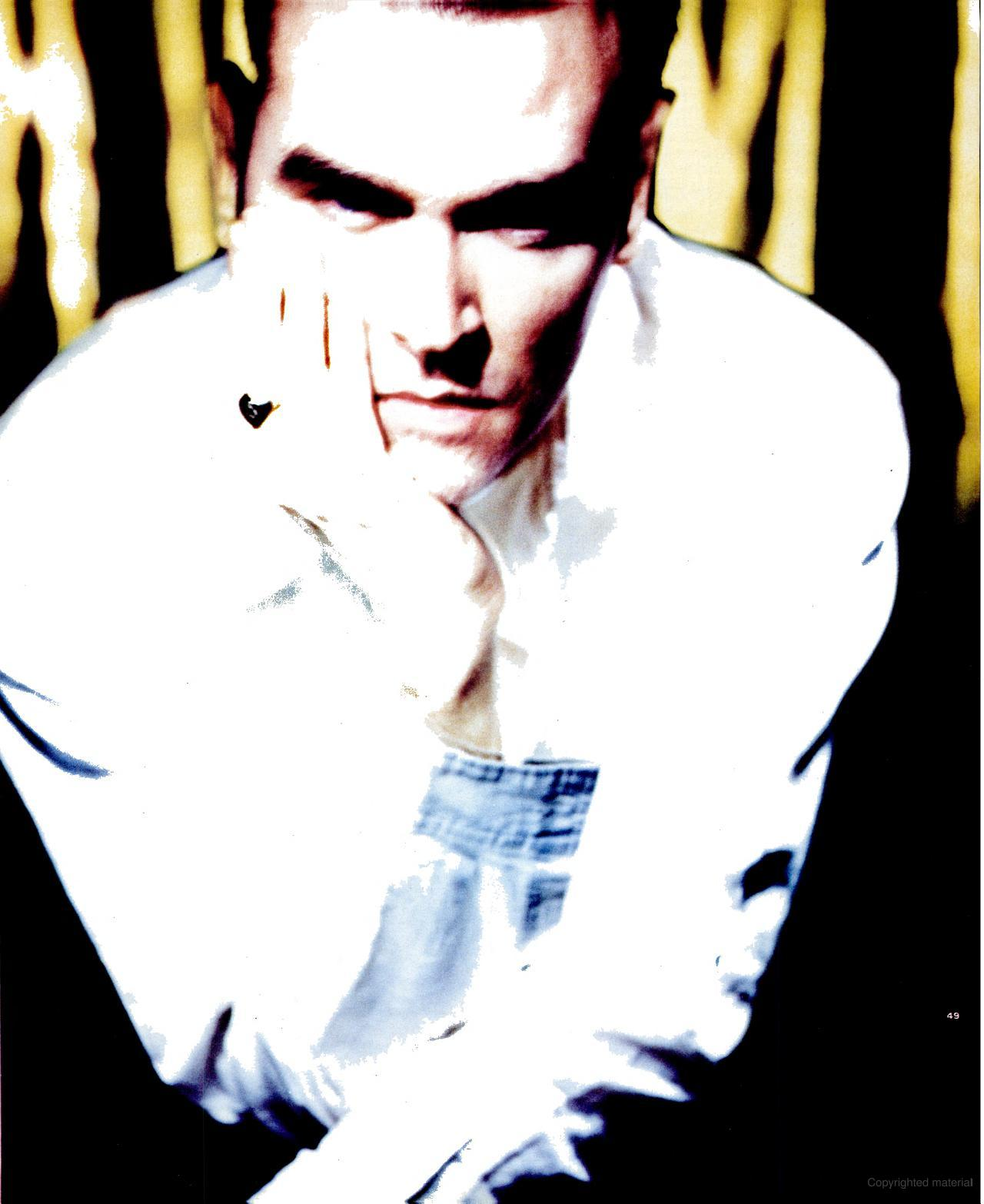 Morrissey ~ SPIN April 1991 Vol 7 No 1 (ii).jpg