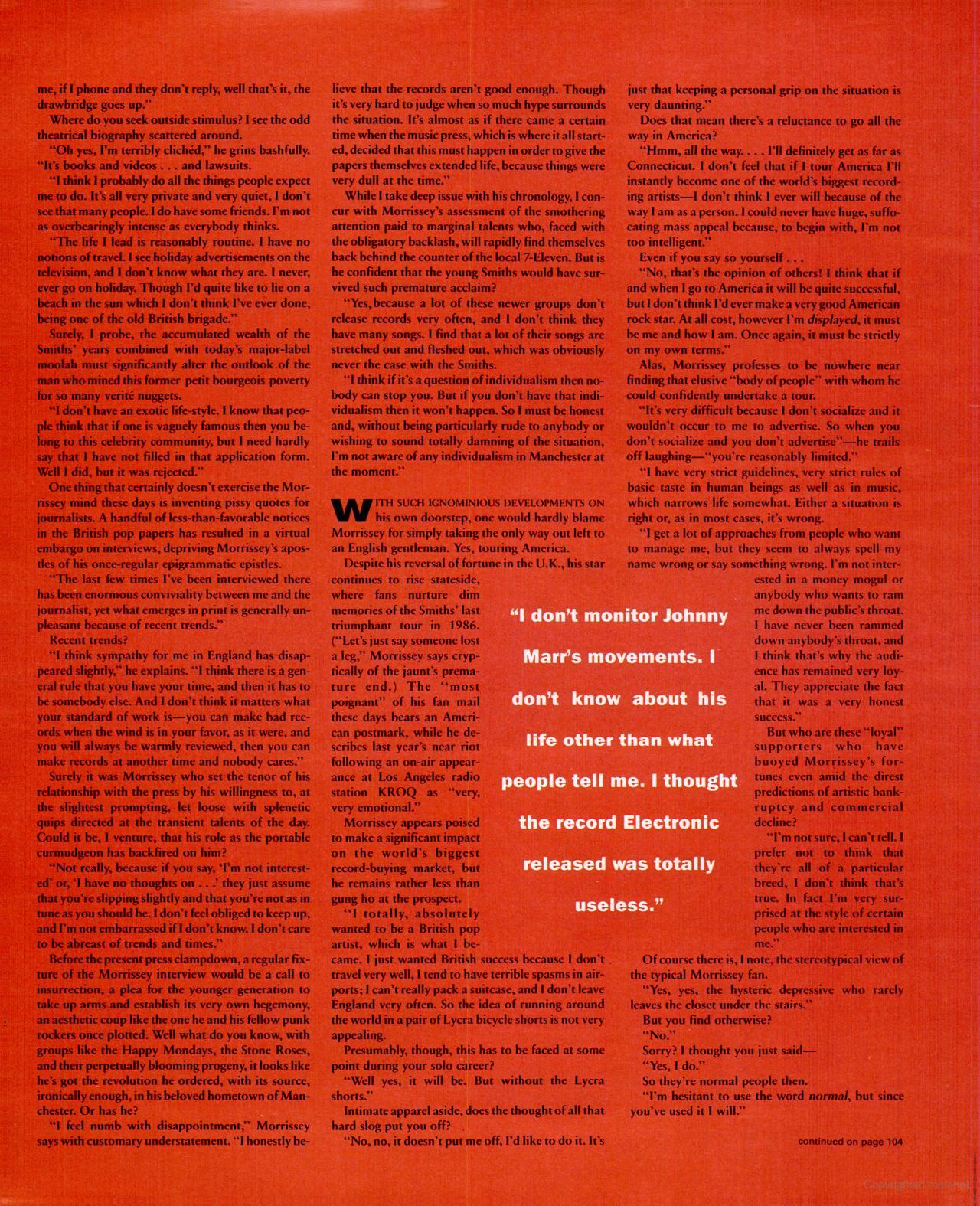 Morrissey ~ SPIN April 1991 Vol 7 No 1 (iv).jpg