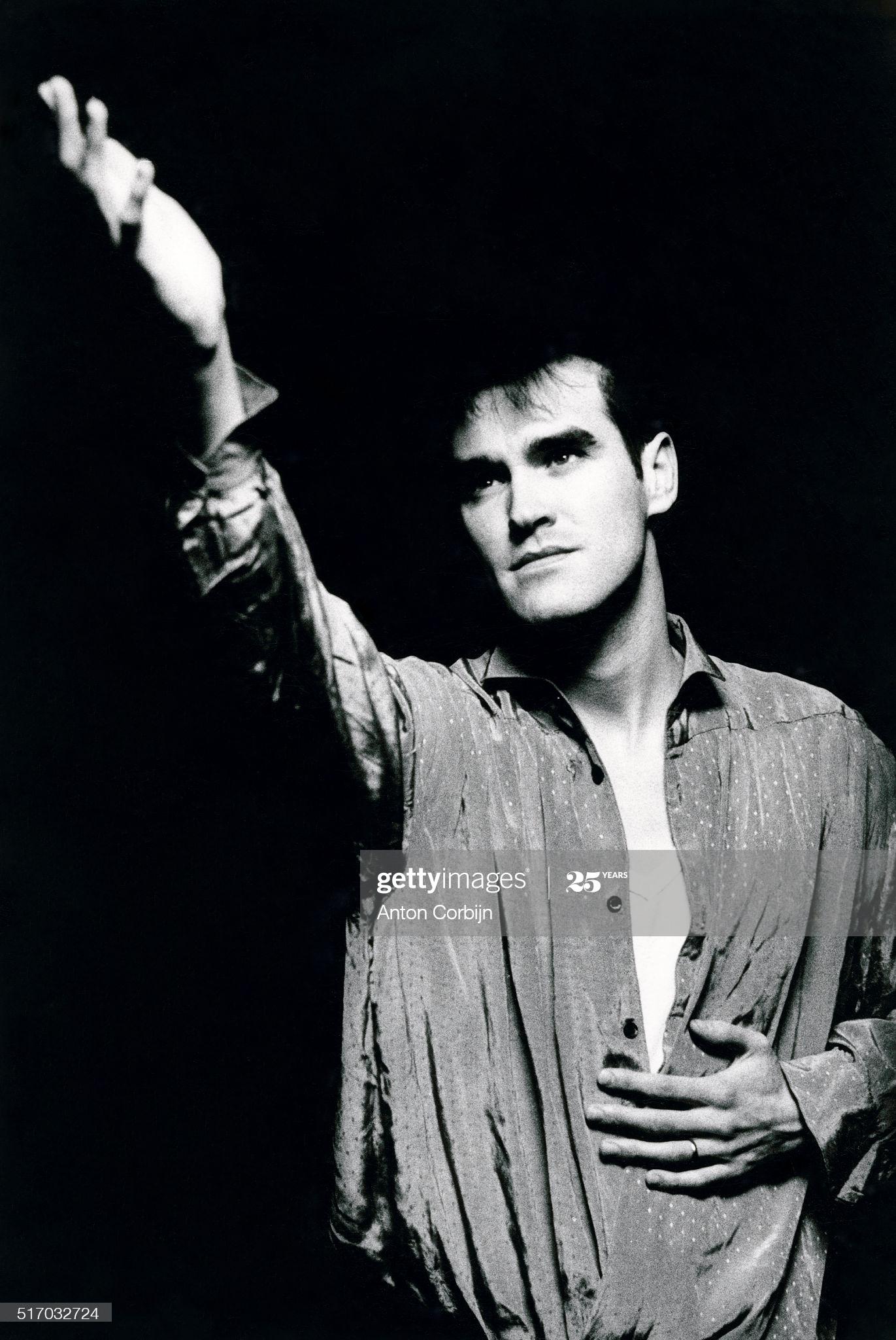 Morrissey, Liverpool, 23rd January 1984 (iii) ~ Anton Corbijn.jpg