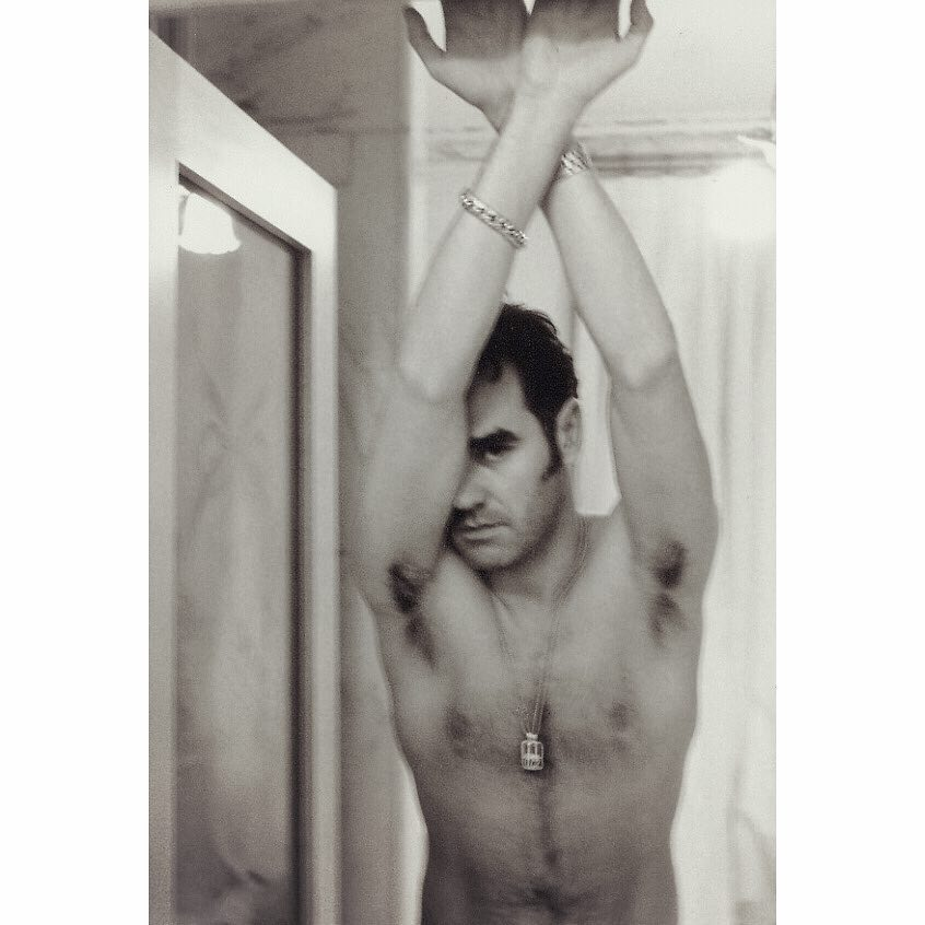Morrissey ~ Jake Walters, At Home with, 1993.jpg