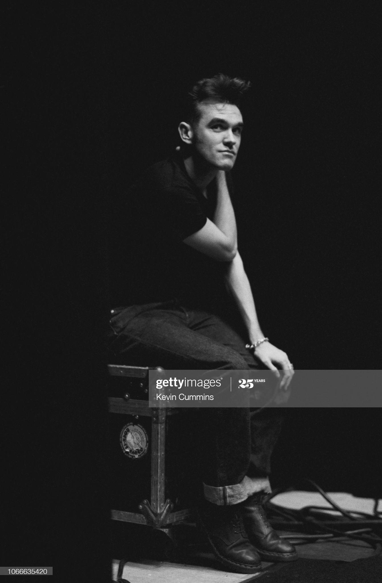Morrissey ~ Japan September 5th 1991 (iv) Kevin Cummins.jpg