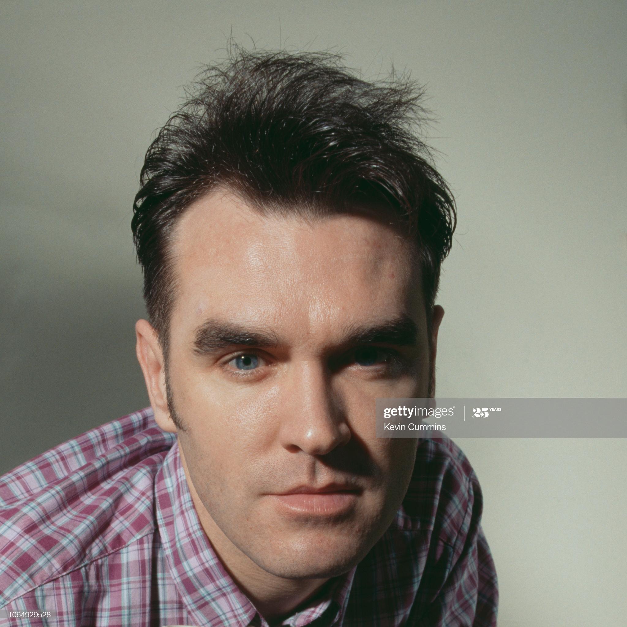 Morrissey 24th March 1992 Kevin Cummins.jpg