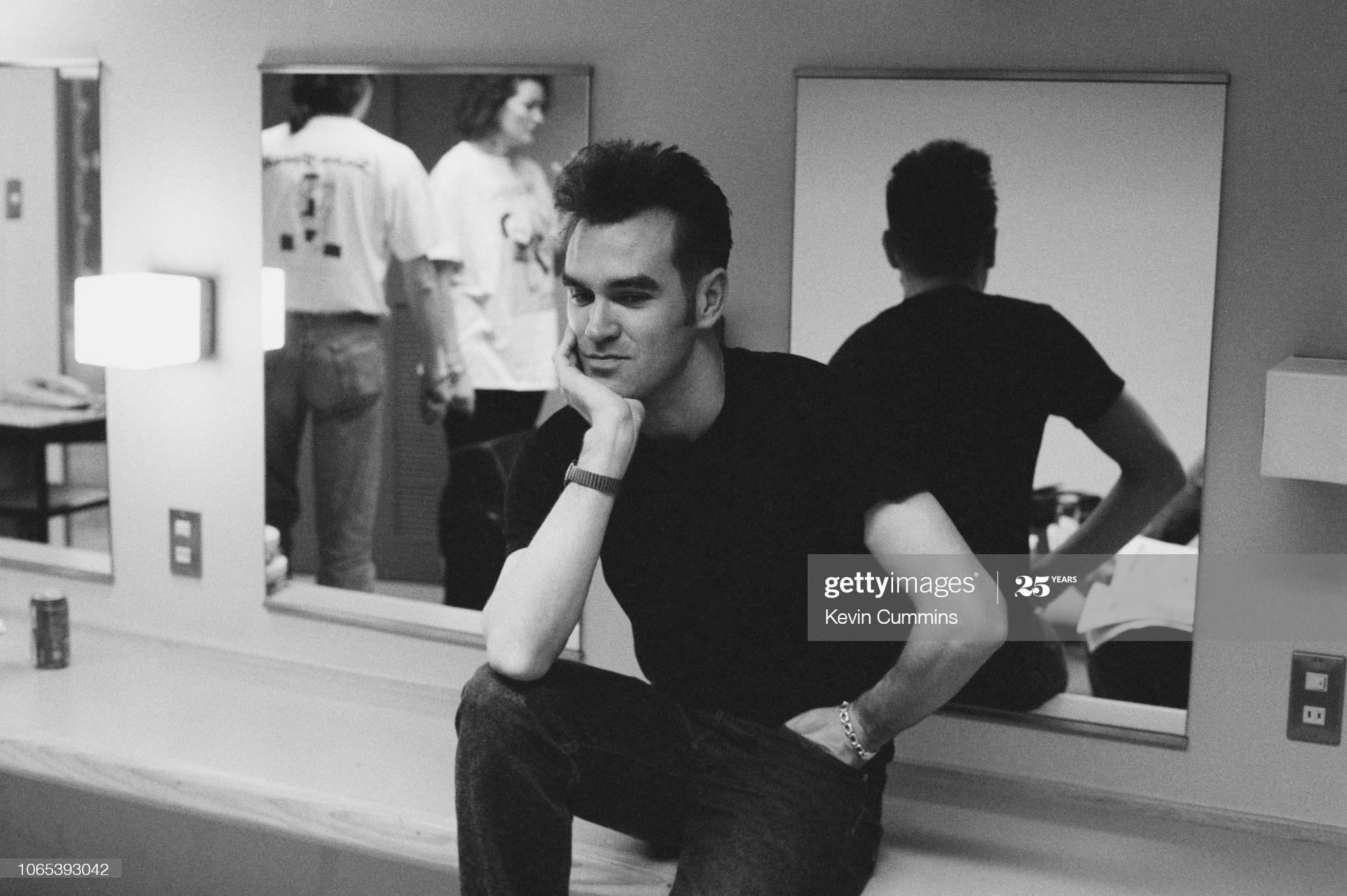Morrissey ~ Japan September 5th 1991 (i) Kevin Cummins.jpg