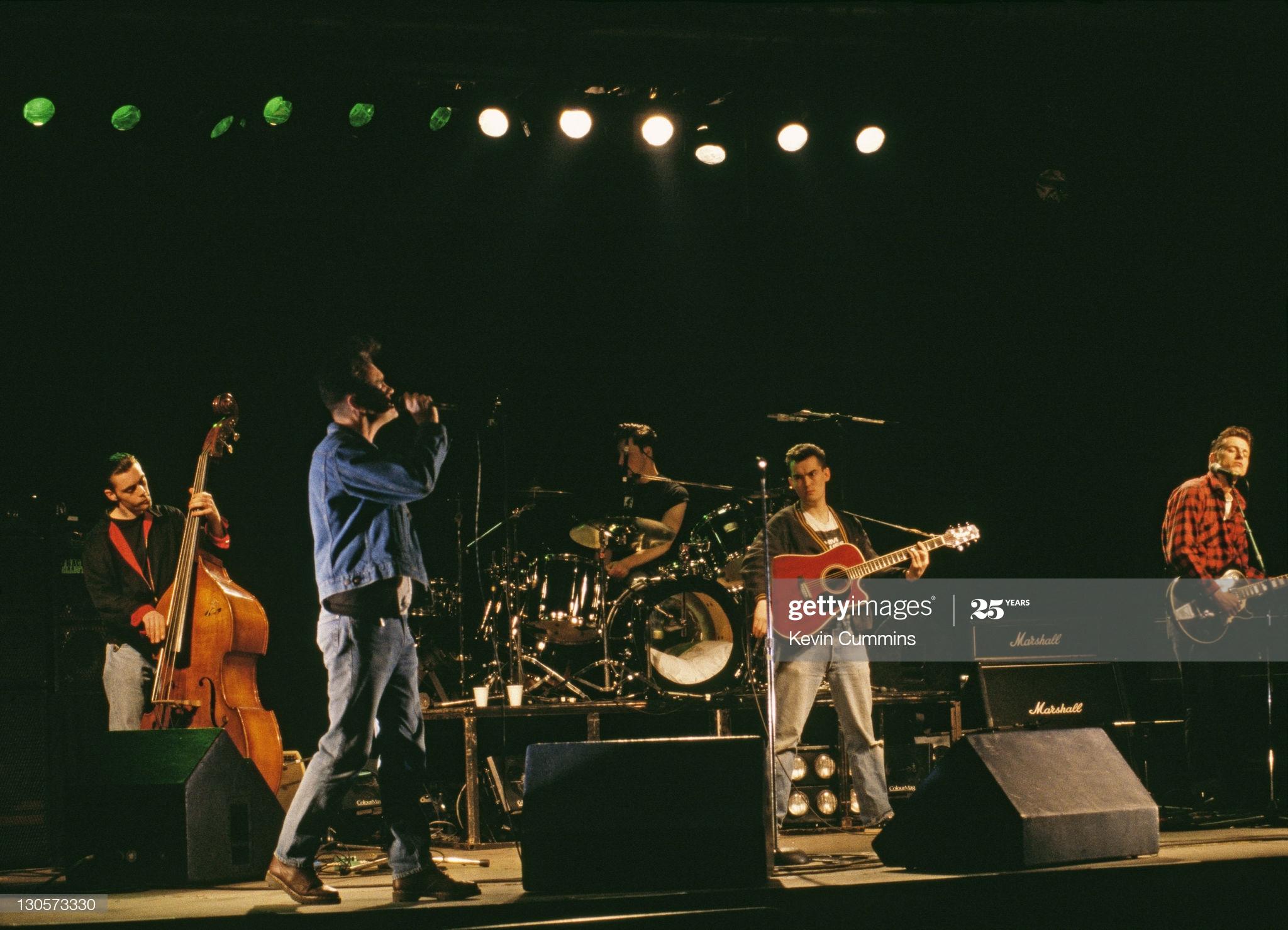Morrissey ~ Dublin 27th April 1991 (iv) Kevin Cummins.jpg