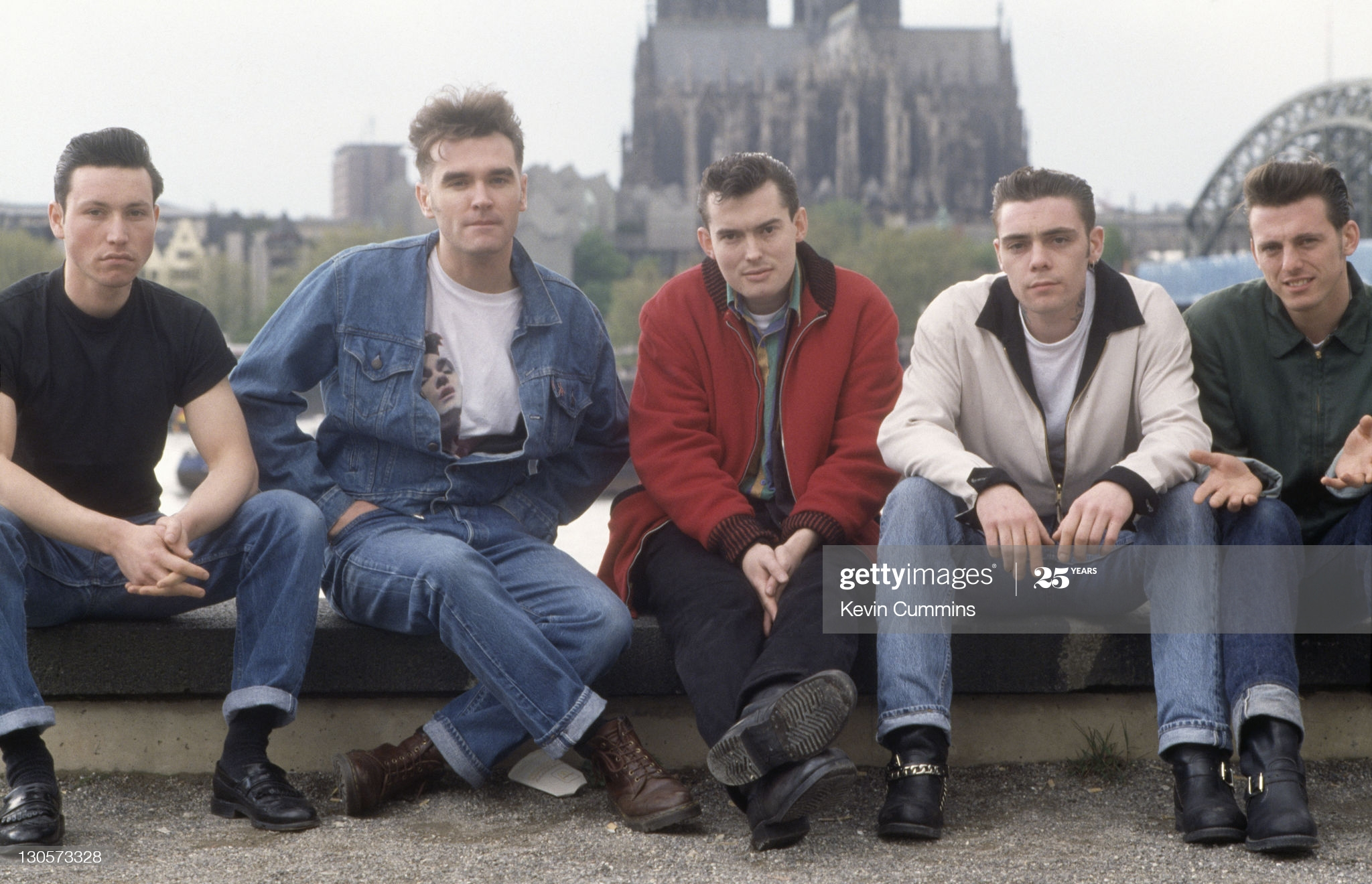 Morrissey Koln 1st May 1991 Kevin Cummins.jpg