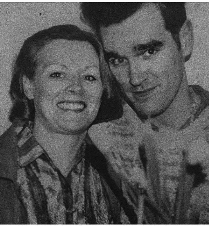 Morrissey and his Mother, 1984.jpg