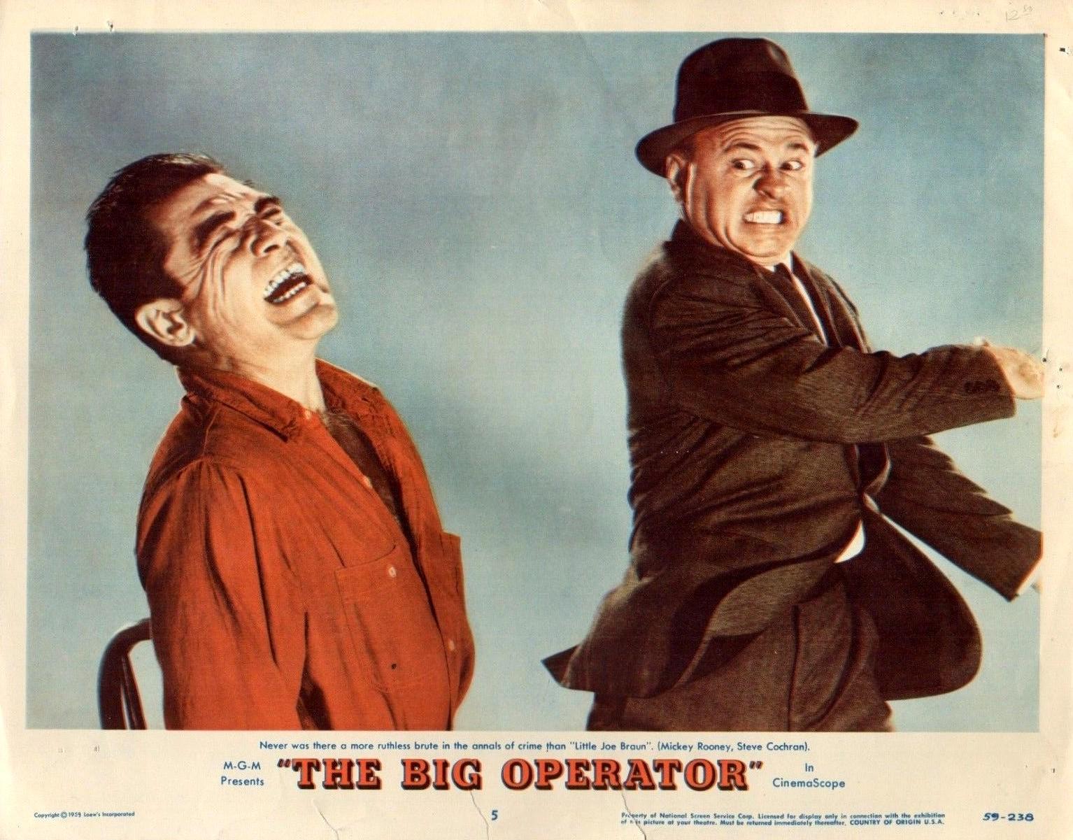 Steve Cochran The Big Operator.jpg