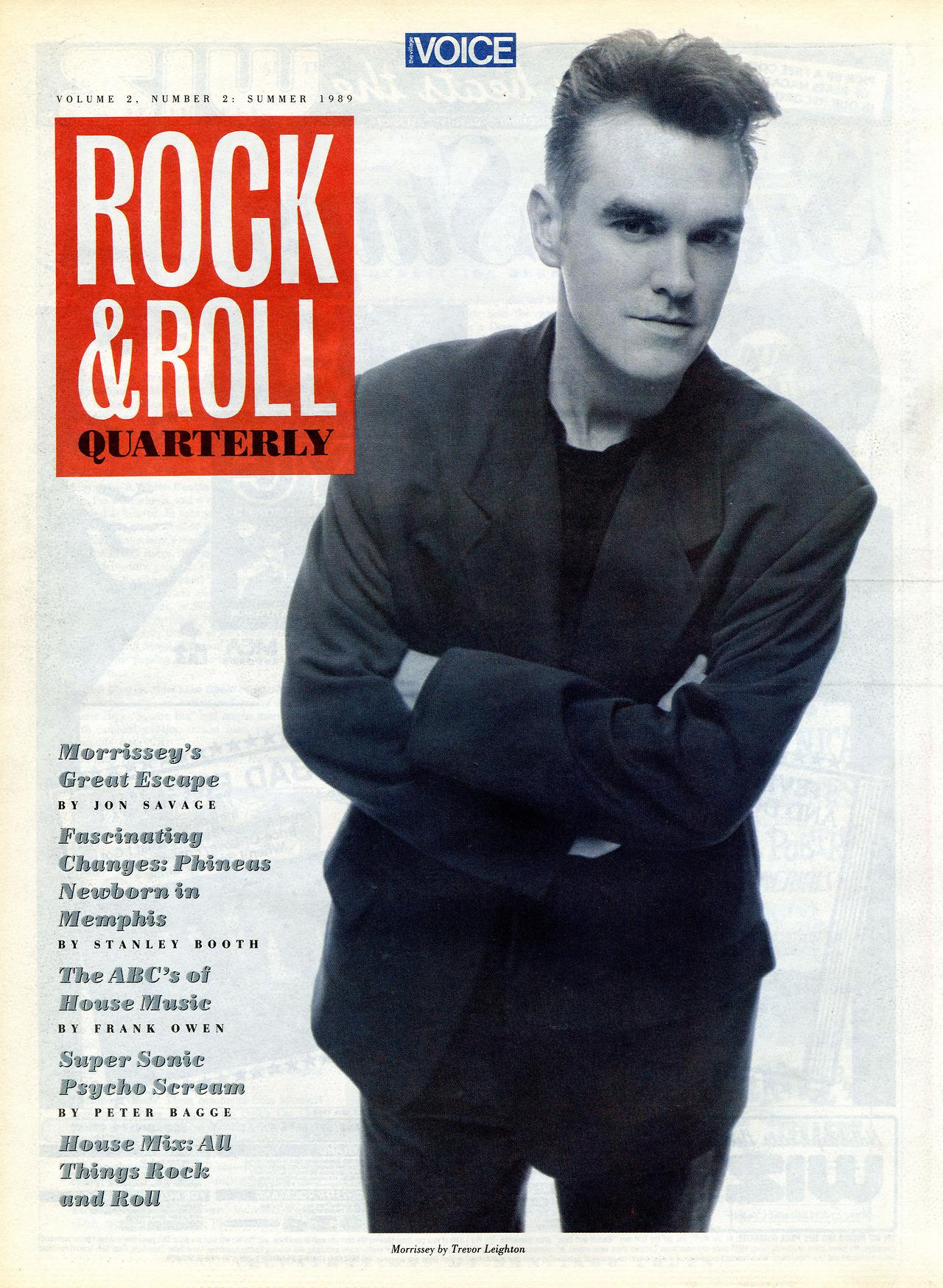 Morrissey Village Voice Jon Savage 1989.jpg