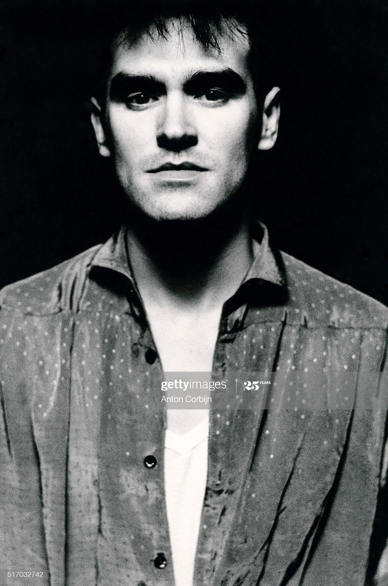 Morrissey, Liverpool, 23rd January 1984 (i) ~ Anton Corbijn.jpg