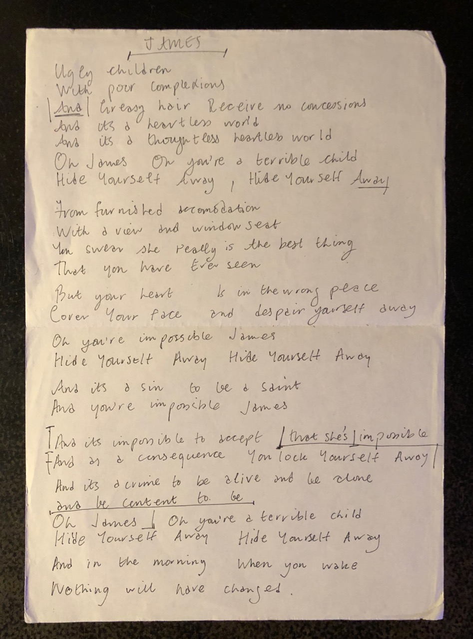 LC James lyric sheet.jpg