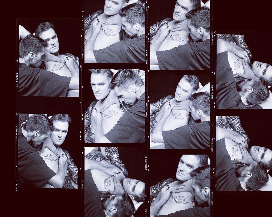 Morrissey Mike Owen contact sheet (ii) 1992.jpg