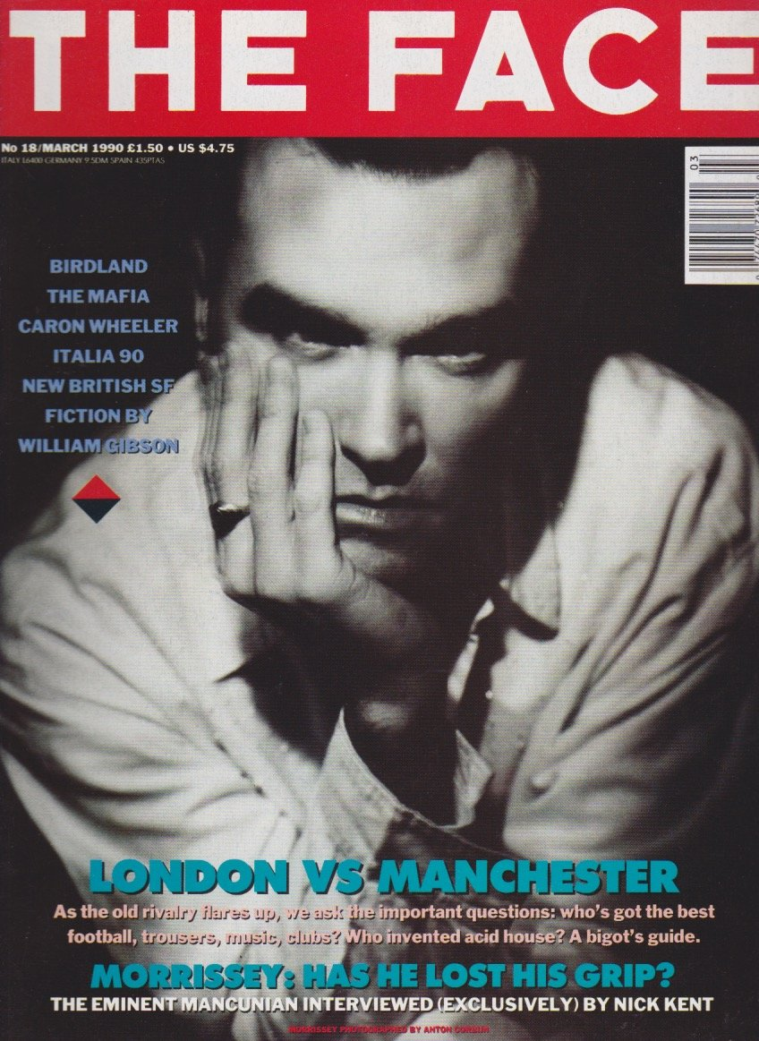 Morrissey The Face Anton Corbijn cover March 1990.jpeg