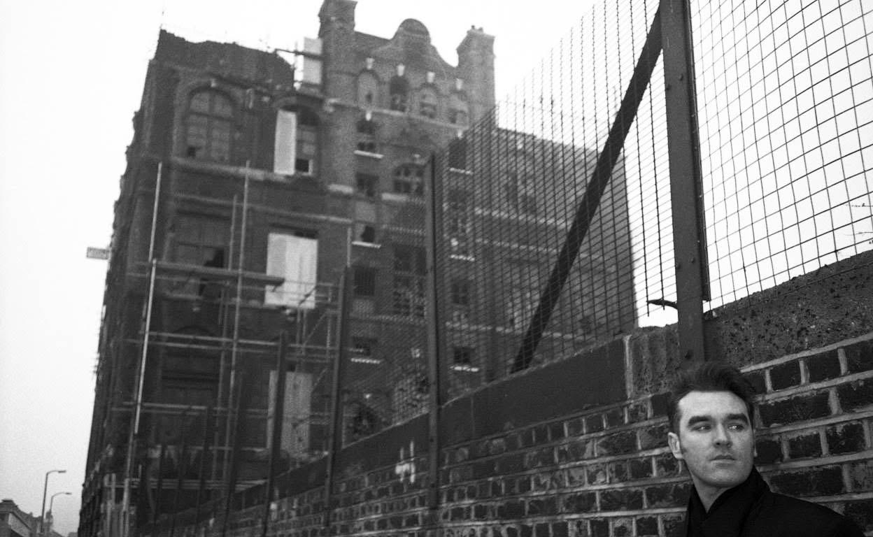 Morrissey 1992 East London ~ Linder Sterling.jpg