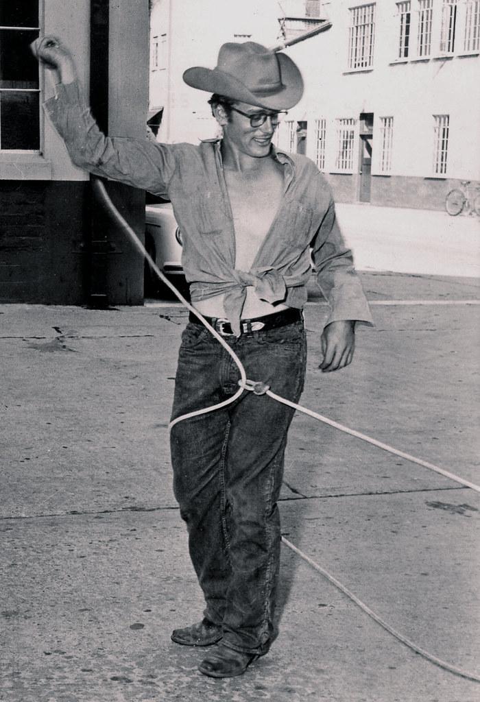 James Dean lasso knot G. Thomas Beyl.jpg