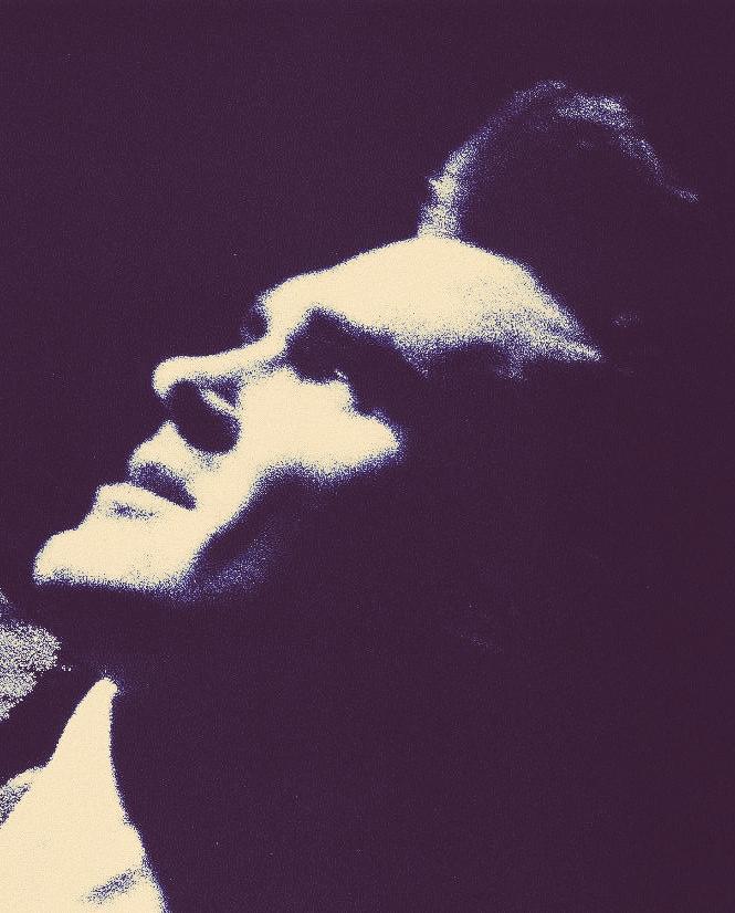 'Mon Coeur ne bat que pour Morrissey', 2003 {detail} ~ Linder.jpg