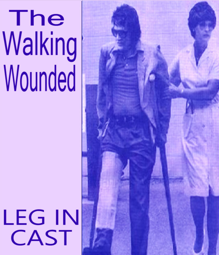 The Walking Wounded - Leg In Cast 2 (COVER).jpg